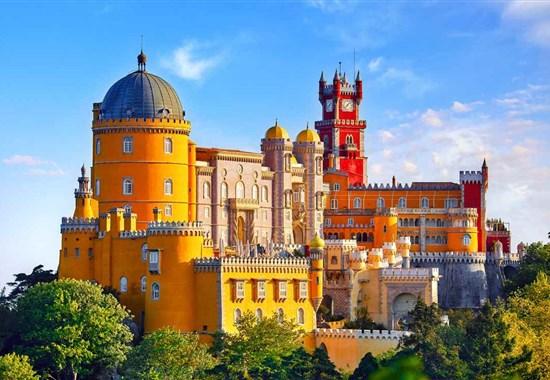 Prodloužený víkend s českým průvodcem: Lisabon - Fátima - Nazaré - Óbidos i Sintra - Evropa