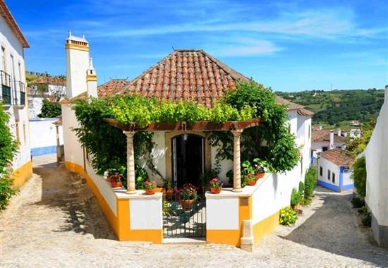 Prodloužený víkend s českým průvodcem: Lisabon - Fátima - Nazaré - Óbidos i Sintra - Portugalsko -
