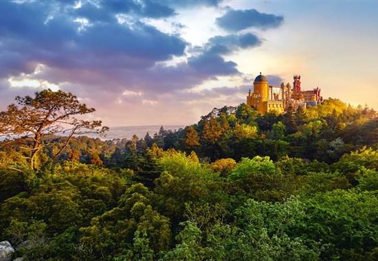 Prodloužený víkend s českým průvodcem: Lisabon - Sintra - Sesimbra - Arrábida - Evropa