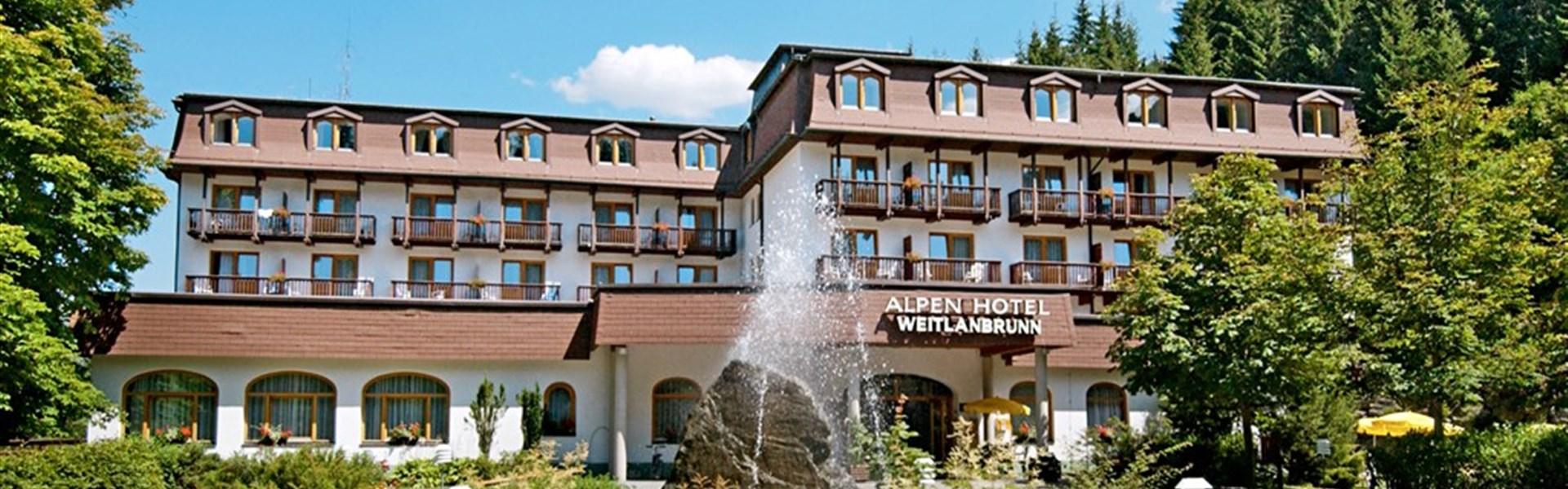 Alpenhotel Weitlanbrunn -
