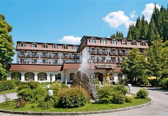 Alpenhotel Weitlanbrunn - Tyrolsko -
