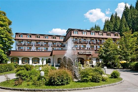 Marco Polo - Alpenhotel Weitlanbrunn -