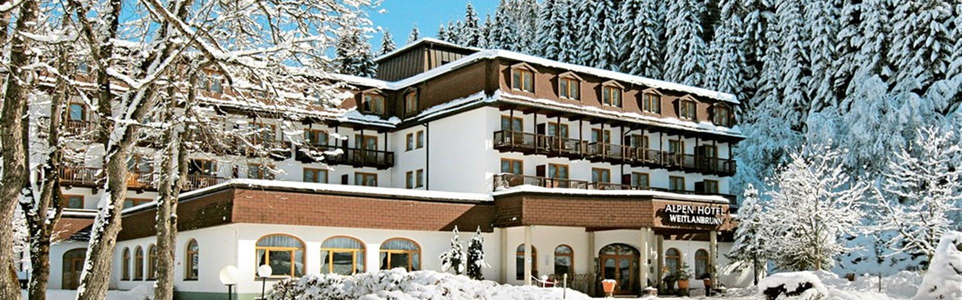 Marco Polo - Alpenhotel Weitlanbrunn W22 -