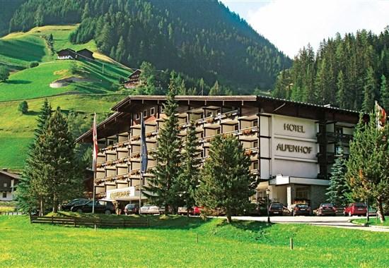 Hotel Alpenhof - Tyrolsko -