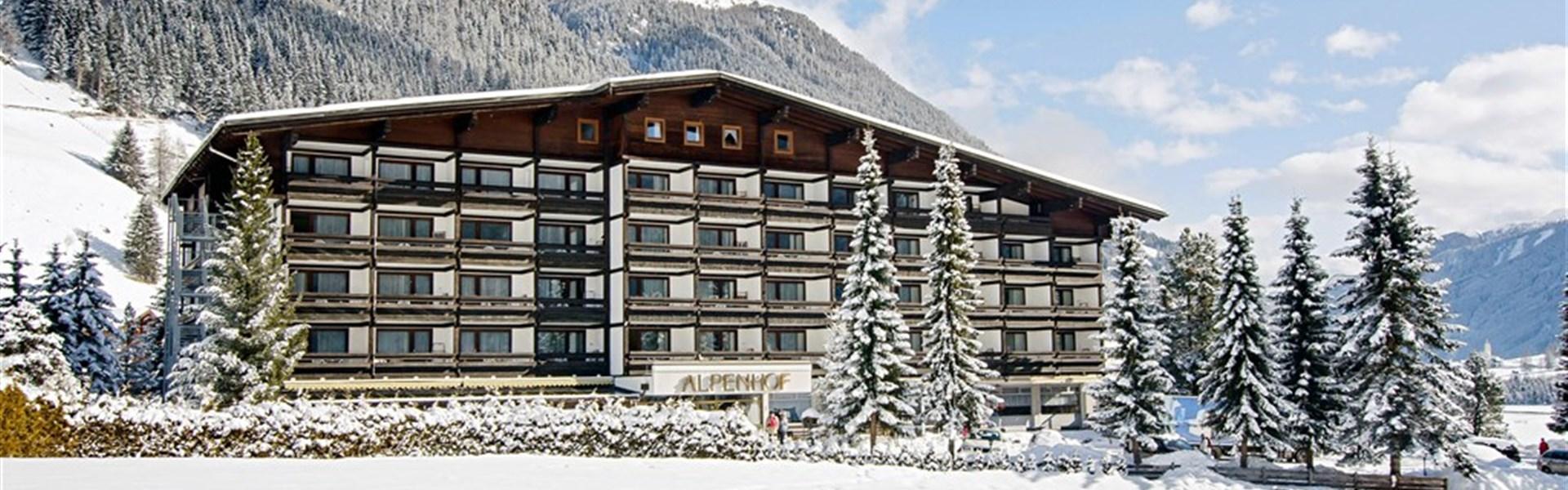 Hotel Alpenhof W22 -