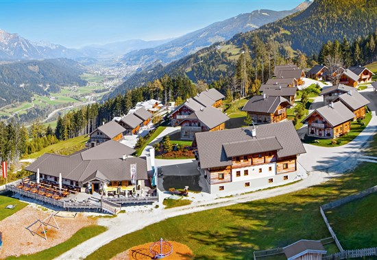 Hotel Almwelt Austria - Rakousko