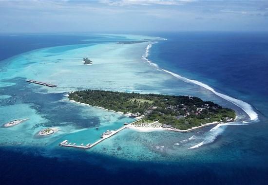 Adaaran Select Hudhuran Fushi - Indický oceán -