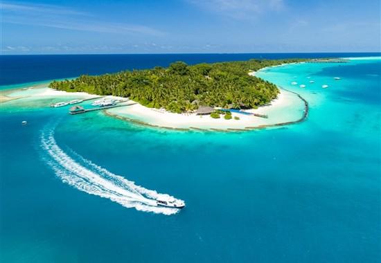 Kuramathi Island Resort - Maledivy