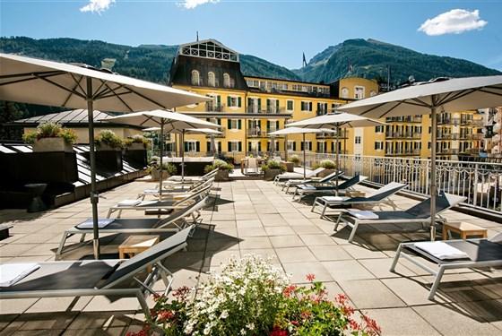 Marco Polo - MONDI Hotel Bellevue Gastein S21 -