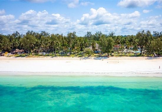 Diani Sea Lodge - Afrika - Diani Sea Lodge. Dovolená v Keni na Diani Beach.