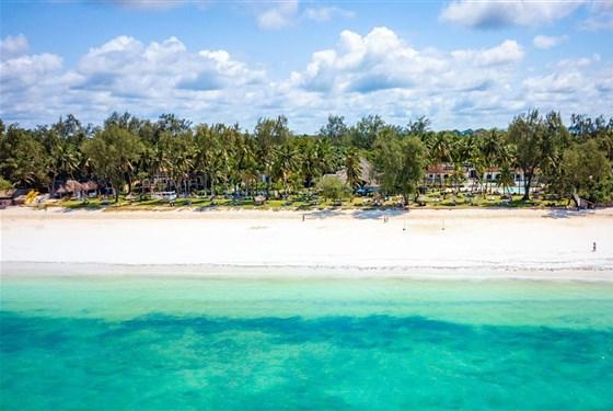 Marco Polo - Diani Sea Lodge - Diani Sea Lodge. Dovolená v Keni na Diani Beach.