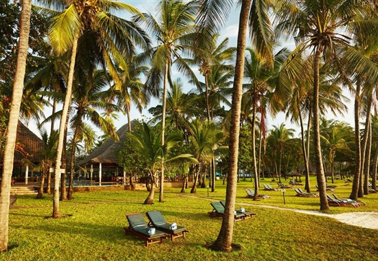 Neptune Village Beach Resort & Spa - Diani Beach -