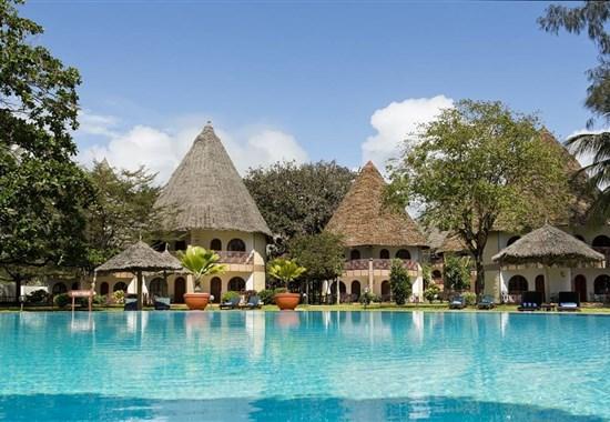 Neptune Paradise Beach Resort & Spa - Keňa -