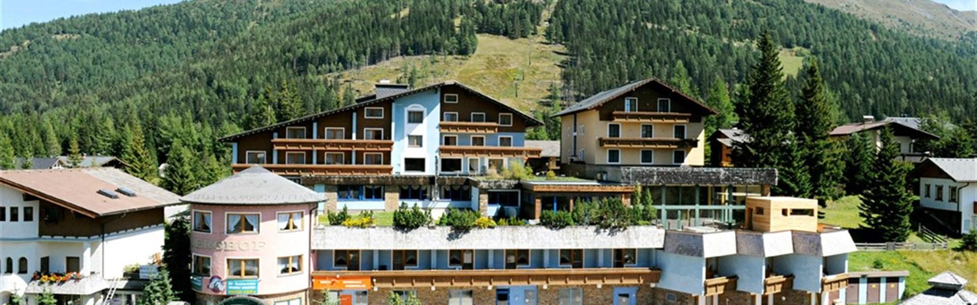 Hotel Katschberghof -