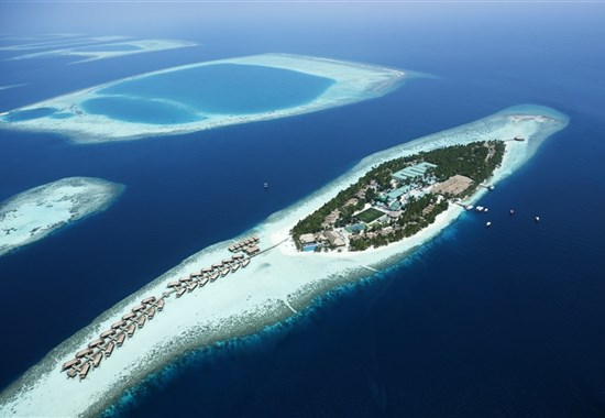 Vilamendhoo Island Resort & Spa - Indický oceán