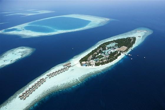Marco Polo - Vilamendhoo Island Resort & Spa -