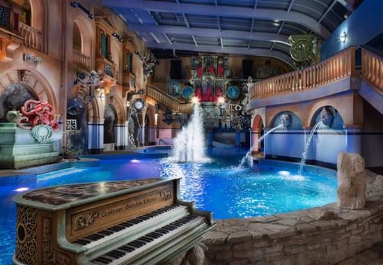 "Wellness Hotel Babylon**** - balíček ""Zábava"" (zima 2020/21) - Evropa"