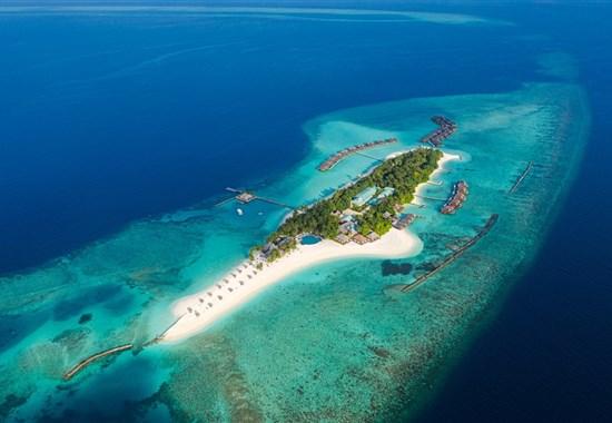 Veligandu Island Resort & Spa - Indický oceán