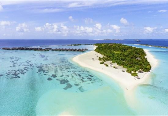 Paradise island resort and spa - Indický oceán