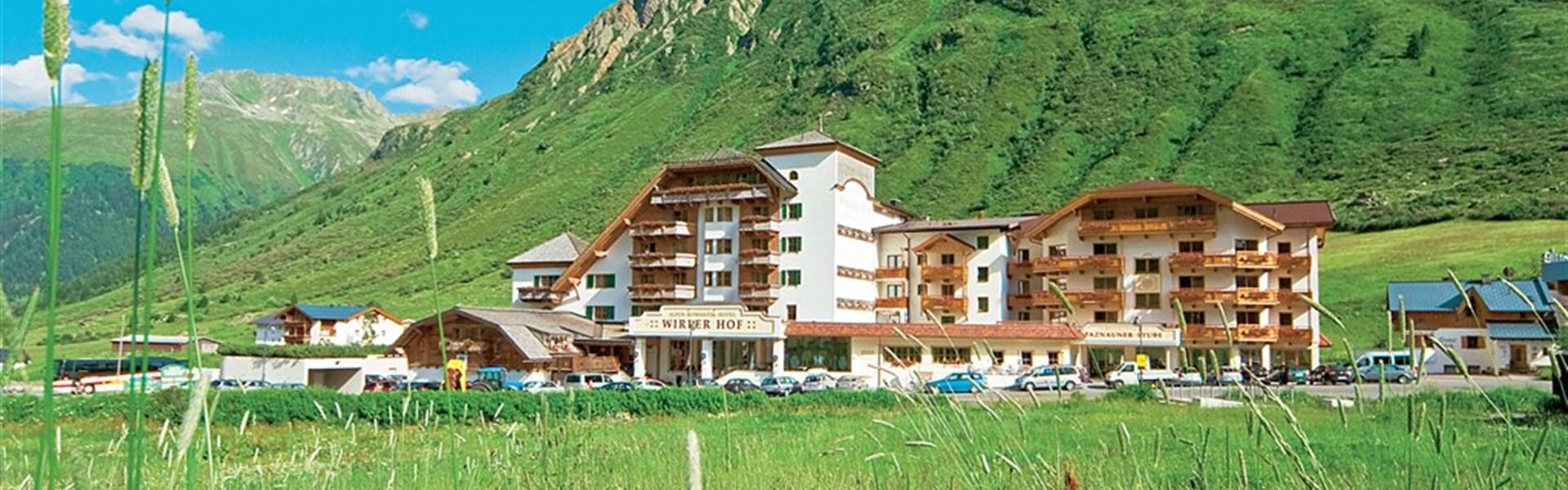 Marco Polo - Hotel Wirlerhof -