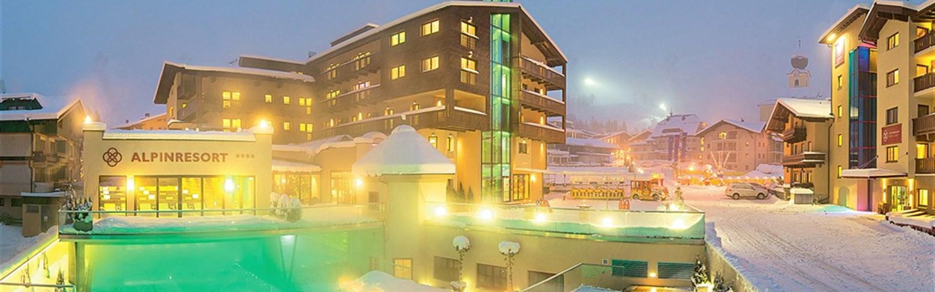 Marco Polo - Alpinresort Sport & Spa -