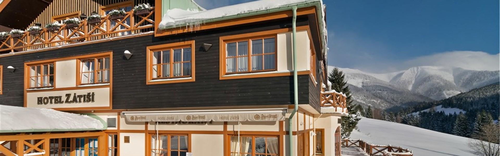Marco Polo - Hotel Zátiší - zima -