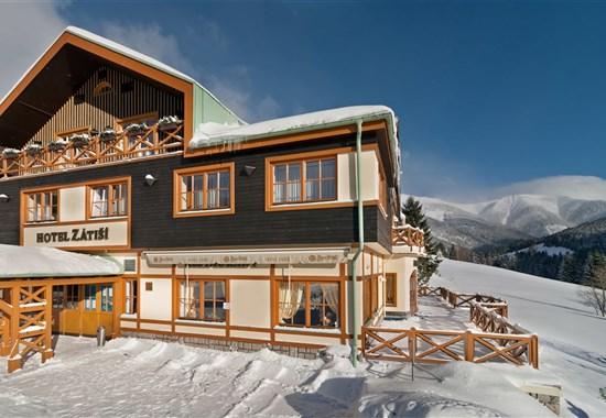 Hotel Zátiší - zima - Evropa