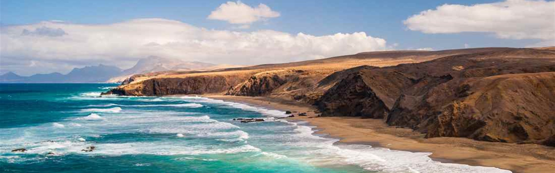 Za krásami Kanárských ostrovů s průvodcem: Gran Canaria-Fuerteventura-Lanzarote - Ostrov Fuerteventura - Dovolená s CK Marco Polo