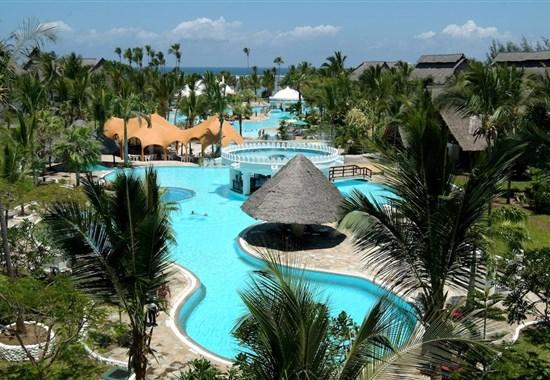 Přímé lety z Prahy - Southern Palms Beach Resort 4*plus - Afrika