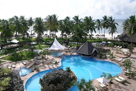 Marco Polo - Diani Reef Beach Resort -