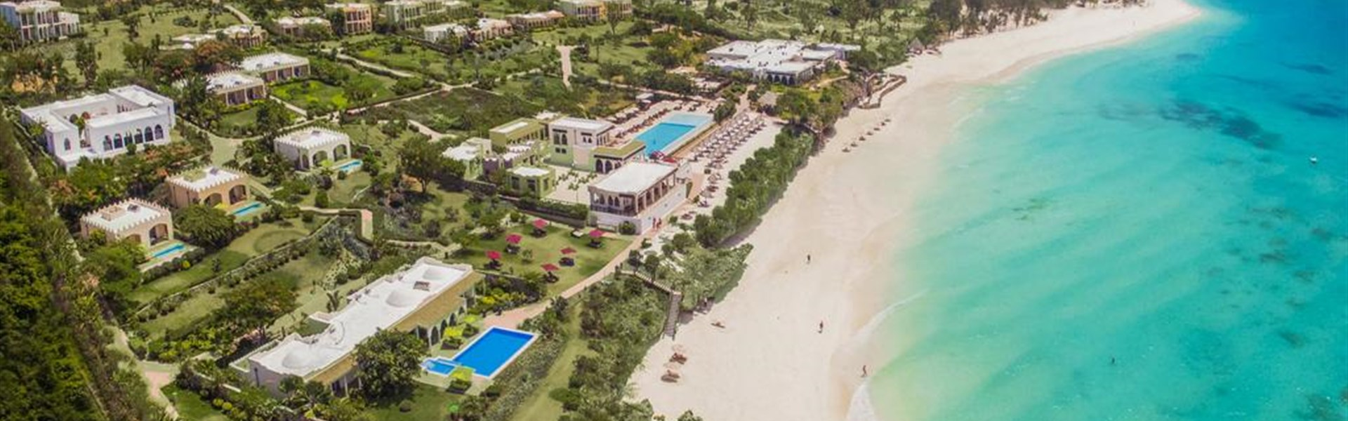 Dovolená u moře_RIU Palace Zanzibar (5*) all inclusive -