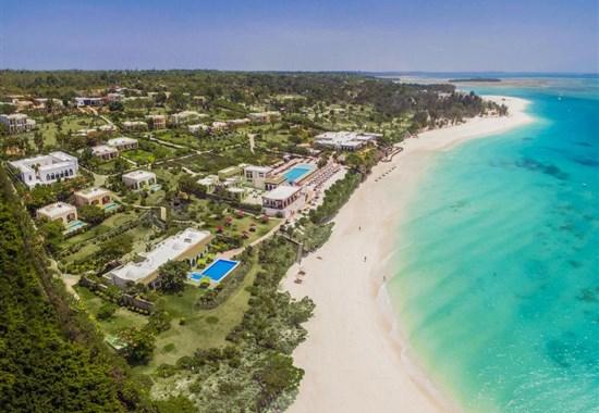 Dovolená u moře_RIU Palace Zanzibar (5*) all inclusive - pláž Nungwi -