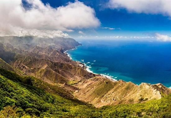 Za krásami Kanárských ostrovů s průvodcem: Tenerife-La Palma-La Gomera - Tenerife - Ostrov Tenerife. CK Marco Polo: Za krásami Kanárských ostrovů s průvodcem.
