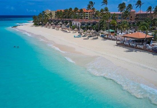 Divi Aruba All Inclusive Resort - Karibik a Střední Amerika -