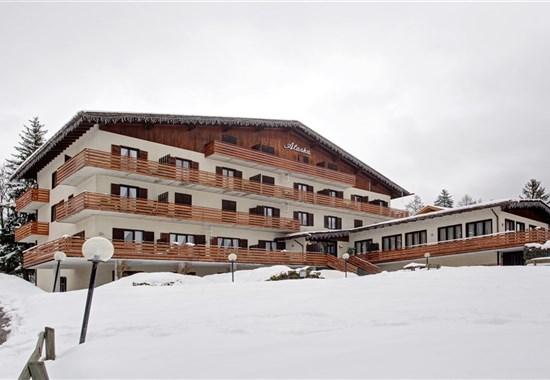Residence Alaska - Evropa