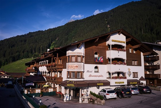 Marco Polo - Hotel Brennerspitz -