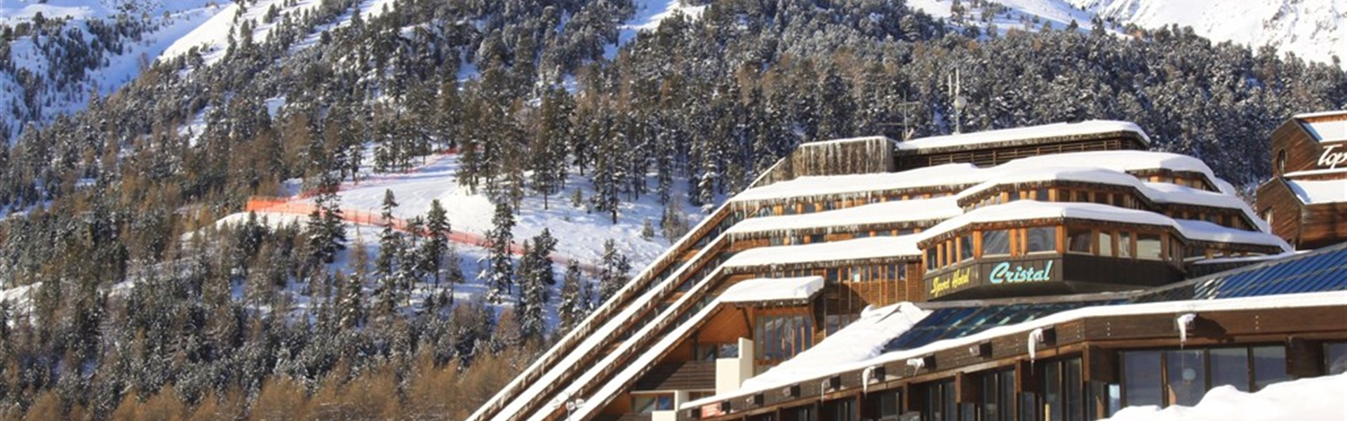 Blu Hotel Senales: Zirm-Cristal -