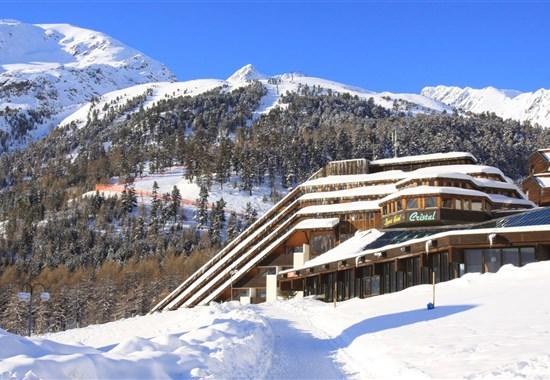 Blu Hotel Senales: Zirm-Cristal - Val Senales - Kurzras -