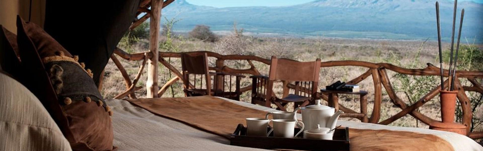 Safari v Amboseli a pobyt u moře - 2 noci na safari a 8 nocí u moře - český průvodce -
