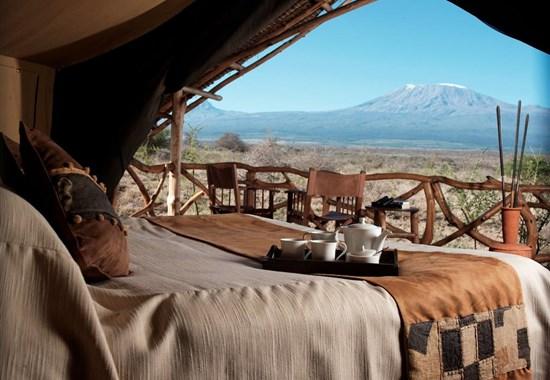Safari v Amboseli a pobyt u moře - 2 noci na safari a 8 nocí u moře - český průvodce - Afrika