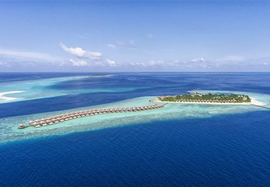 Hurawalhi Island Resort Maledives - Maledivy -
