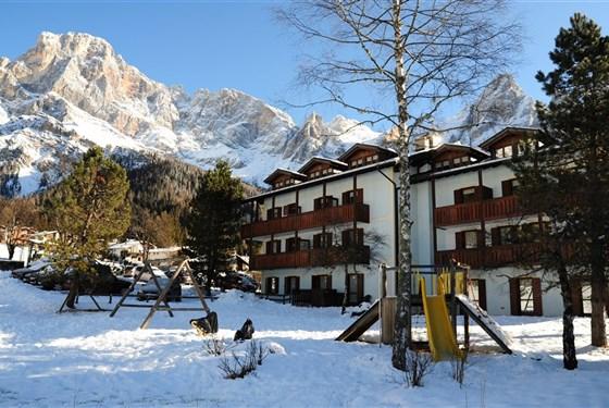 Marco Polo - Apartmány Veronza Holiday Centre -