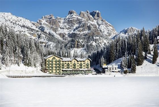 Marco Polo - Grand Hotel Misurina -