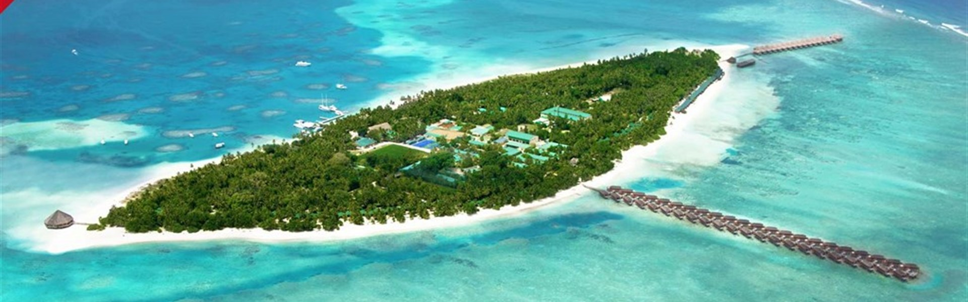 Marco Polo - Meeru Island Resort & Spa -