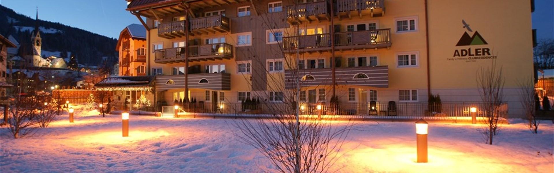 Marco Polo - Hotel Residence Adler -