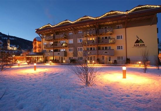 Hotel Residence Adler - Evropa