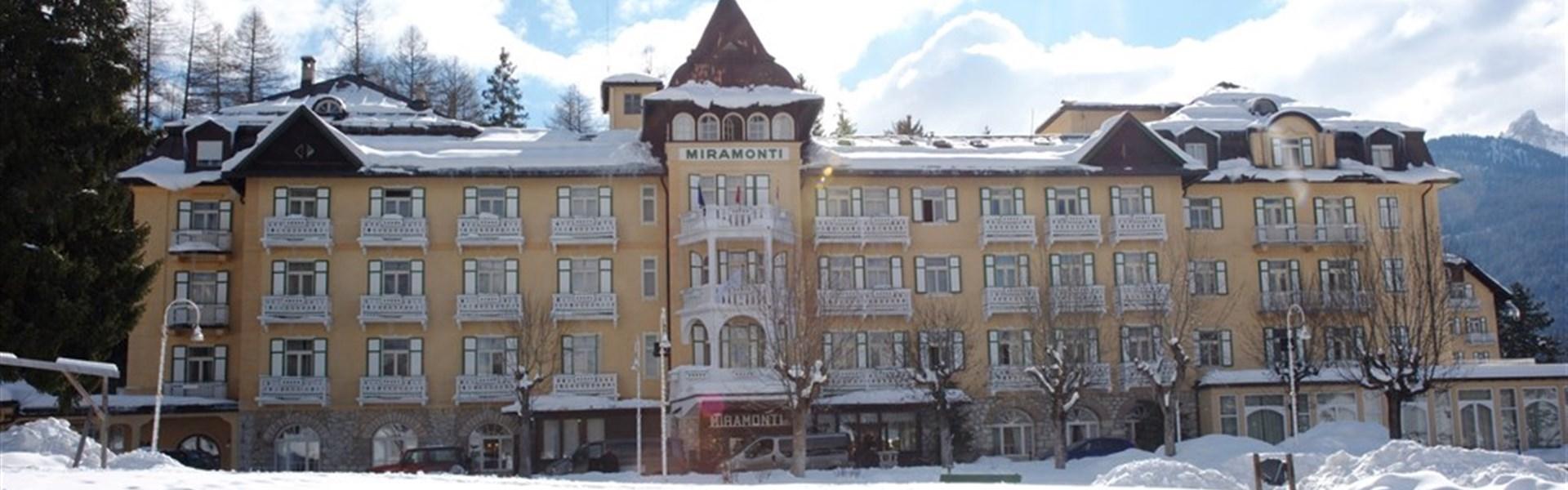 Marco Polo - Grand Hotel Miramonti Majestic -