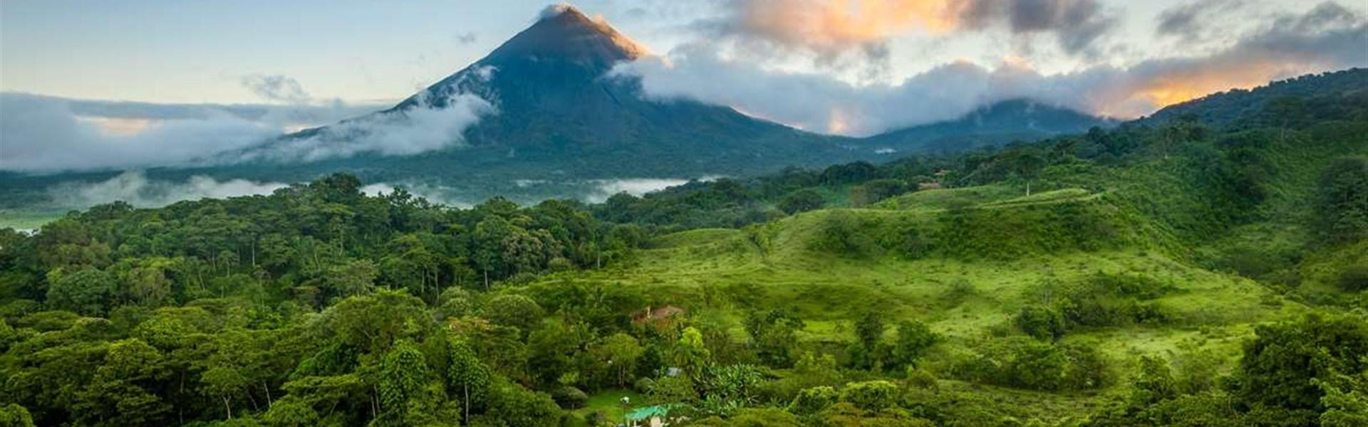 Kostarika - za přírodou a plážemi -