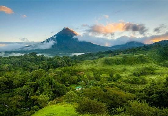 Kostarika - za přírodou a plážemi - Karibik a Střední Amerika