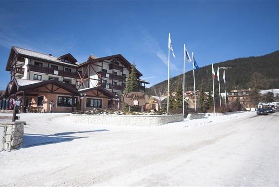 Marco Polo - Golf Hotel Folgaria -